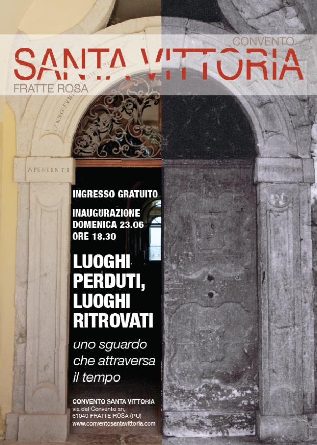 Fratte Rosa, 'Luoghi perduti, Luoghi ritrovati': una mostra fotografica celebra Santa Vittoria e non solo