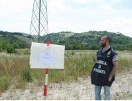 Sequestrata discarica abusiva realizzata su area sottoposta a vincolo paesaggistico, 2 denunce