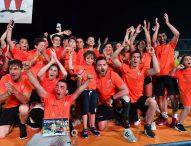 La squadra di Fano capitanata da Lorenzo Marcantognini vince a Roma I Giochi senza barriere