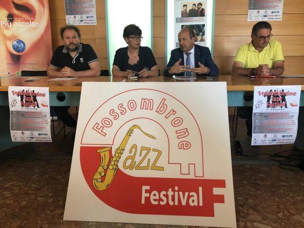 Fossombrone Jazz Festival: tre concerti con artisti di fama internazionale