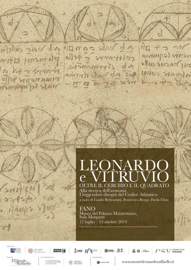 Leonardo e Raffaello, mostre a Urbino, Fano e Pesaro