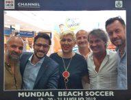 I campioni del beach soccer a Marotta, nel week-end il Mundial: spettacolo e divertimento