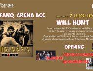 A Fano evento speciale: Will Hunt e la sua band, omaggio a Kurt Cobain