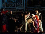 A Synesthesia Festival lo spettacolo dei Tableaux Vivants con Caravaggio: 23 'quadri viventi'