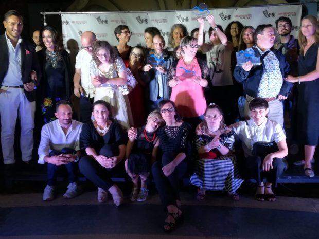 Applausi e riconoscimenti: per il film Fuori Centro del centro 'L'Aquilone' 4 premi al San Benedetto Film Fest
