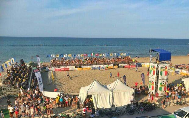 Mundial Beach Soccer: Marotta fa il pieno di turisti e visibilità
