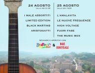 San Lorenzo in Musica: 9 band, oltre 30 musicisti per 2 giorni di note ed emozioni