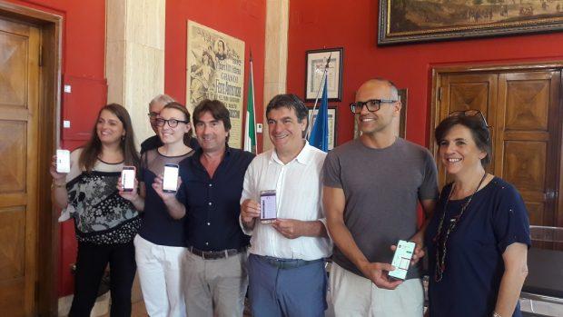 """Presentata """"Go! Pesaro-Fano"""", la App interattiva dedicata alla mobilità sostenibile"""