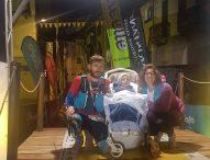 Da Serra all'endurance trail più duro al mondo, l'impresa di Daniele alla Tor Des Geants
