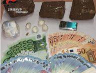 Arrestato albanese per spaccio, sequestrato un chilo di cocaina