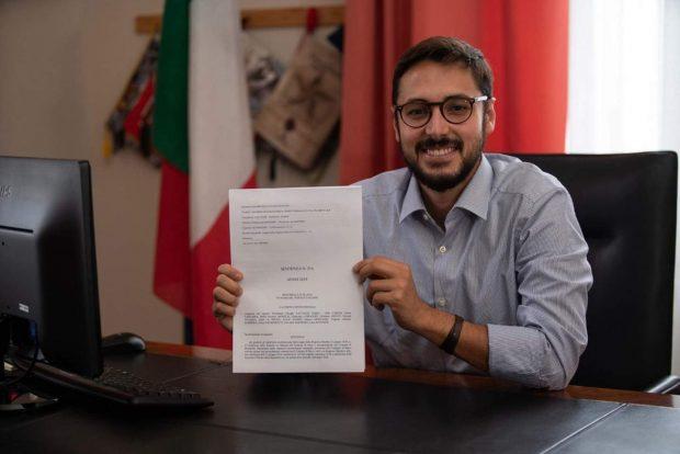 """Marotta unita, Barbieri scrive ai cittadini: """"Ora il nostro territorio è più forte e guarda al futuro con più fiducia!"""""""