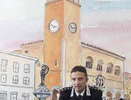 Nuovo comandante per i carabinieri di Fano, si è insediato Maximiliano Papale