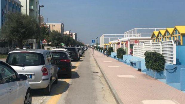 Ciclovia Adriatica, al via riqualificazione lungomare di Marotta Nord