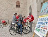 """""""Giretto d'Italia – Bike to Work"""", Fano medaglia di bronzo a livello nazionale"""