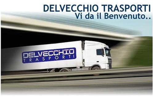 Delvecchio Trasporti Logo 500x320