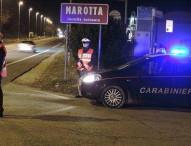 Barista e pusher arrestato dai carabinieri di Marotta
