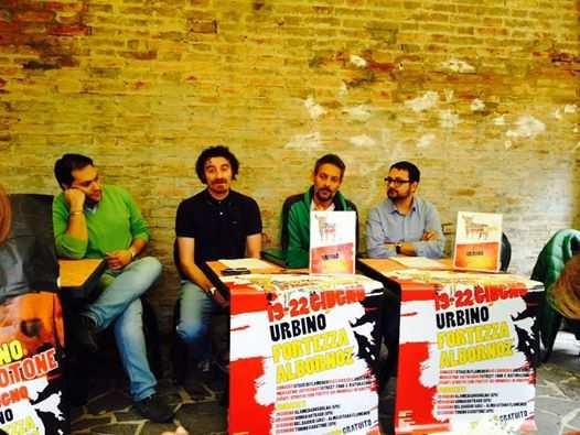 A Urbino Spagna in festa