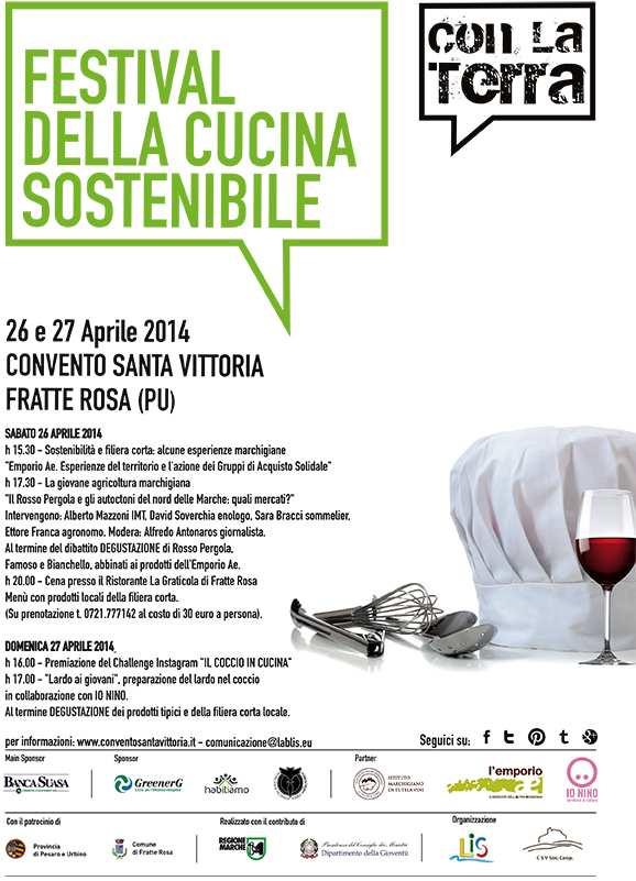Festival cucina sostenibile