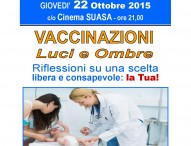 """""""Vaccinazioni. Luci e ombre"""", se ne parla a Castelleone"""