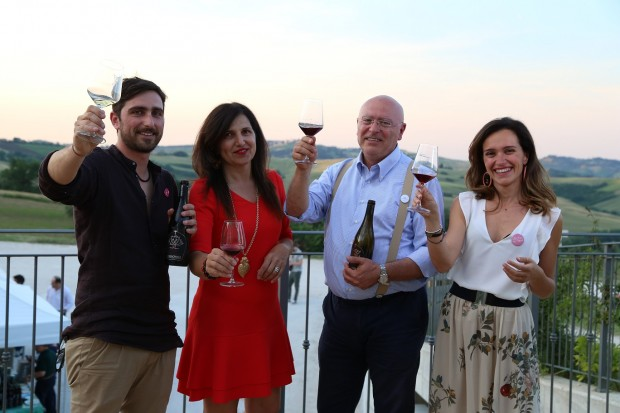 Un anno di successi per i vini di Terracruda