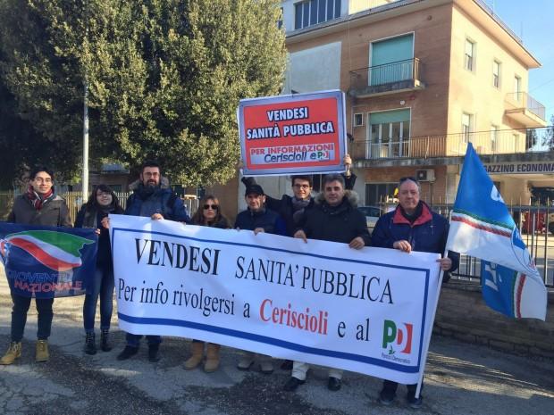 """Montalbini (FdI): """"Con il sindaco ombra Minardi il Santa Croce è già morto"""""""