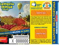 Vinto a Pesaro il primo premio da 5 milioni di euro della Lotteria Italia