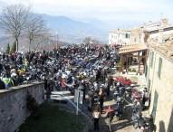 A Frontone il Motoincontro del Monte Catria