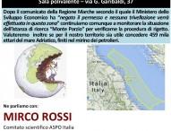 """""""Energia e futuro. Perchè no alle trivellazioni"""", interessante incontro a San Giorgio"""