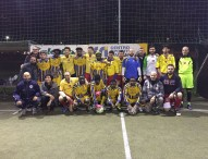 Sport solidale, squadra di profughi africani al campionato di calcio a 5 CSI