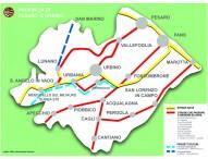 La Provincia ridisegna la viabilità: ecco le strade che passano a Regione ed Anas