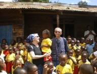Gli Amici del Centro Socio-Sportivo di Mondolfo donano campo da basket a Kanyama (Zambia)