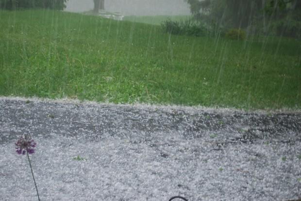Pioggia in arrivo sulle Marche, criticità idrogeologica