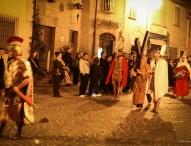 Processione del Cristo Morto, la manifestazione anima il borgo dal 1847 e richiama ogni anno centinaia di visitatori