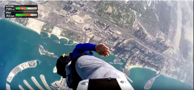 Paracadutismo sportivo: tutto quello che c'è da sapere sul lancio in tandem