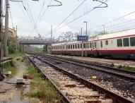 Travolta e uccisa dal treno
