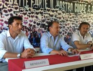 """Il nuovo allenatore Cusatis: """"All'Alma non potevo dire di no"""""""