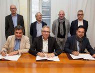 Terza corsia, firmata in Provincia convenzione opere complementari: 63 milioni di investimenti sul territorio