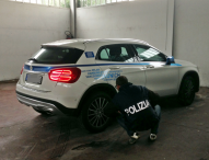 Ritrovate a Pesaro due auto rubate in Germania