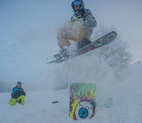 Allacciate le cinture, al Catria full-immersion nella neve fino a domenica