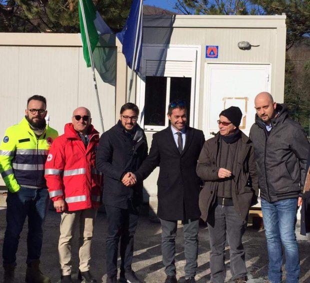 Da Mondolfo e Marotta 11mila euro per la ricostruzione della scuola di Pieve Torina