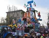 Delegazioni internazionali, Guinness World Record e viale Gramsci strapieno: il Carnevale 2017 chiude con il botto