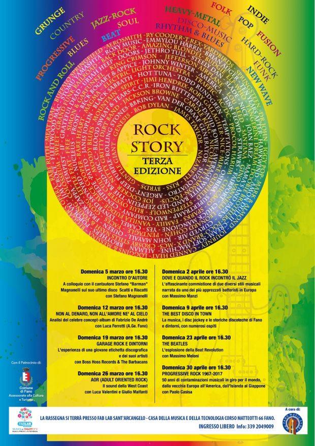 Torna l'appuntamento con Rock Story