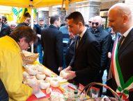 Di Maio inaugura la 33esima Mostra  del Tartufo Bianchetto di Fossombrone