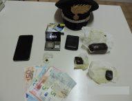 Colli al Metauro: arrestato 30enne per detenzione e spaccio di sostanze stupefacenti