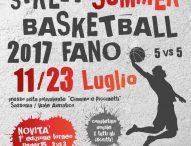La Sassonia ospita il grande basket estivo targato Csi Fano