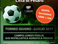 Pesaro avanti tutta: il Csi provinciale presente con due tornei di calcio a 5