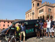 Cicloturismo, a Mondolfo e Marotta le telecamere di Sky