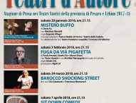 "Teatro, a San Costanzo parte ""ScenaRidens"": risate assicurate"