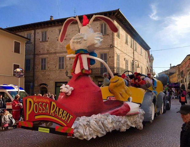 Nella Valcesano è pronto a esplodere il Carnevale