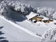 Monte Catria, giornata spettacolare: guarda il video!